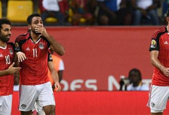 CAN 2017: L'Egypte retrouvera le Burkina Faso en demi-finale de la Coupe d'Afrique des Nations