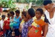 Nigeria : 17 adolescentes ont été découvertes toutes enceintes du même homme