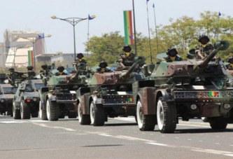 L'armée sénégalaise est en Gambie (armée)