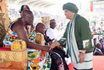 Cedeao-Gambie: Ellen Johnson privilégie les négociations par rapport à la force militaire