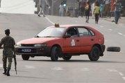 Mouvement d'humeur : des gendarmes bloquent le port d'Abidjan