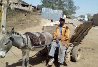Non-lotis de Yamtenga (Ouaga): Conditions de vie d'un militaire a la retraite