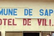 Conseil municipal de Saponé :