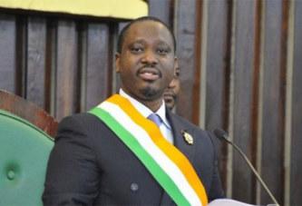 Côte d'Ivoire: Guillaume Soro réélu Président de l'Assemblée Nationale avec 230 voix sur 253 députés votants