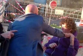 Manuel Valls va porter plainte après avoir été giflépar un gamin de 18 ans