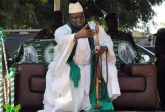 Gambie: Jammeh proroge son mandat jusqu'en mai 2017