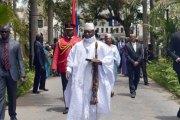 Vidéo: Gambie: les forces de la CEDEAO s'apprêtent à entrer en terre gambienne