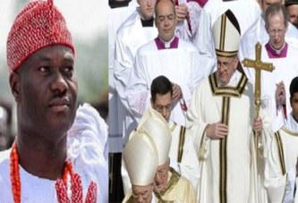 Le catholicisme a sa racine dans la divinité yoruba, selon un roi nigérian