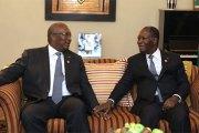 Burkina/Côte d'Ivoire : deux émissaires de Roch Kaboré chez le président ivoirien