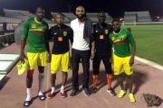 FOOTBALL : Frédéric Oumar Kanouté futur sélectionneur des aigles du Mali?