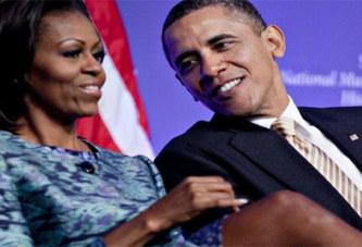Un ancien professeur de Michelle et Barack Obama fait des confidences sur le couple : « Michelle était meilleure »