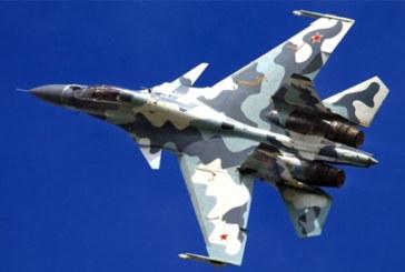 L'Algérie se dote de 08 chasseurs russes SUKHOI 30