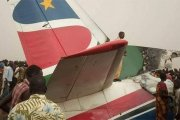 Soudan du sud: Un avion commercial s'écrase sur un aéroport au Soudan du Sud : il n'y aurait au moins 14 blessés