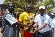 Cyclisme: Salfo BIKIENGA vainqueur du grand prix d' ''Aujourd'hui au Faso''