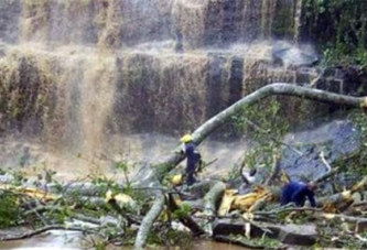 Ghana: Accident dans les chutes d'eau de Kintampo, 19 morts