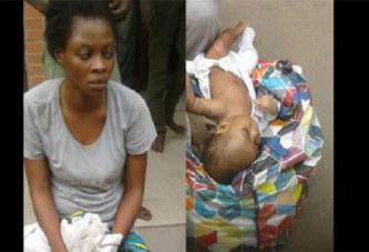 « La pauvreté m'a poussée à jeter mon bébé dans les toilettes »: Confesse une mère
