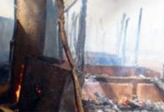 Ouagadougou: Le marché de Nioko II ravagé par des flammes