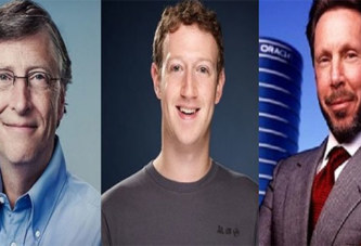 Découvrez le Top 10 des personnes les plus riches au monde