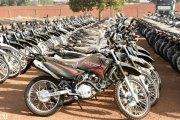 Sécurité: du matériel roulant pour la police nationale