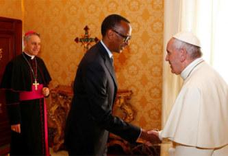 Génocide au Rwanda: le pape François demande pardon au nom de l'Eglise