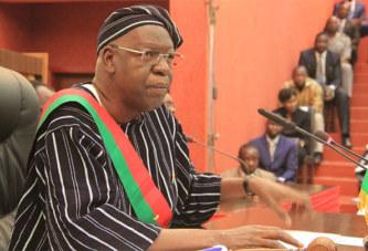 Burkina Faso: Décès Salif Diallo, Président de l'Assemblée nationale,