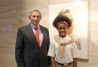 La surdouée camerounaise Stéphanie Mbida entre à l'université aux USA à l'âge de 11 ans.