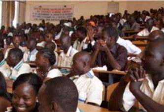 Enseignement supérieur au Burkina : la normalisation des années académiques, un défi pour 2017