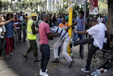 Xénophobie: des Nigérians attaqués de nouveau en Afrique du Sud