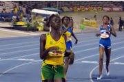 Incroyable: A 12 ans, cette sprinteuse concurrence déjà... Usain Bolt!