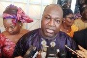 « Nous sommes venus dénoncer le complot qui a été ourdi par le MPP »(Zéphirin Diabré à l'arrondissement 3)