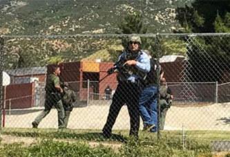 Deux morts dans une fusillade dans une école en Californie