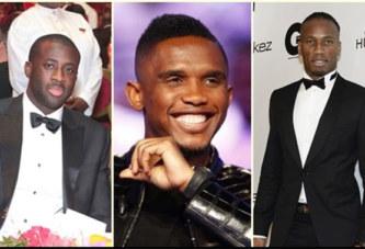Voici les 10 Footballeurs Africains les plus riches
