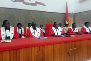 Haute cour de justice   les avocats des pros Compaoré font de la résistance: Un boycott de l'audience du 27 évité de justesse