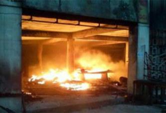 Bobo-Dioulasso: Il décroche son portable et crée un incendie