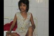 Inde: une fillette de 8 ans élevée par des singes retrouvée par la police (Vidéo)