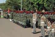Remaniement au sommet de la hiérarchie militaire au Burkina