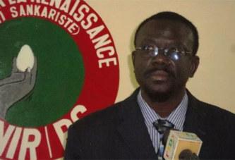 Crise à l'UNIR/PS: Démission des députés Alexandre Sankara, Désiré Traoré et 12 autres militants