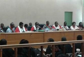 Procès du dernier gouvernement Blaise Compaoré : l'audience reprendra lundi 8 mai