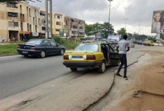 Yamoussoukro : Une jeune dame poignardée de plusieurs coups de couteau dans les fesses