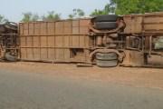 Tenkodogo : 21  blessés dont deux femmes enceintes dans un accident
