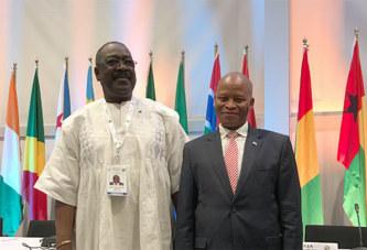 4ème congrès de la Conférence des Juridictions Constitutionnelles Africaines (CJCA):  Le Burkina Faso élu au poste de Vice-Président de l'Afrique de l'Ouest