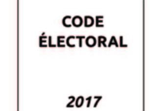 Relecture du Code électoral : La première version remise aux partis politiques pour amendements