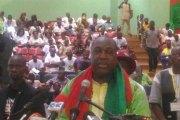 Zéphirin Diabré: Notre pays souffre de la division de ses fils