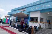 Cameroun : Samuel Eto'o offre un pavillon mère -enfant à l'hôpital de Douala