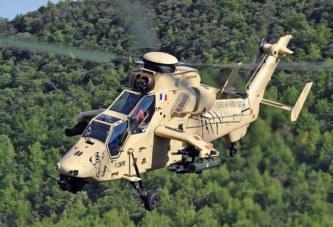 Togo : vers l'achat de cinq hélicoptères d'attaque français ?