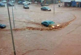 Intempéries pluviométriques: les conseils de sécurité de la protection civile