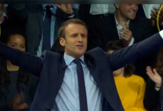 Révélation: pourquoi Emmanuel Macron porte-t-il une alliance à chaque annulaire ?