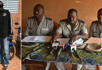 Assassinat d'un policier à Ouagadougou: Un des assaillant abattu, l'autre surnommé « Wari Fatchè » arrêté