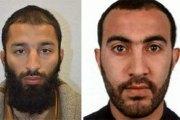 Attentats de Londres : La police dévoile l'identité de deux terroristes