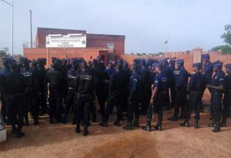 Police – BAC: Des éléments exigent le départ du commandant Bélem